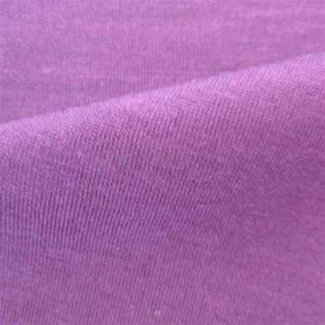 Fabric Characteristics Characteristics Of Purl Fabric