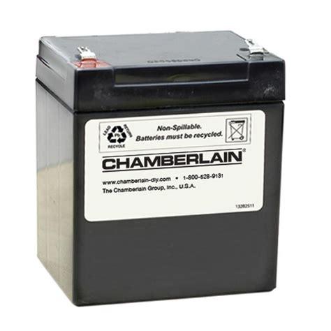 Garage Door Opener Battery Shop Chamberlain Replacement Garage Door Opener Battery At