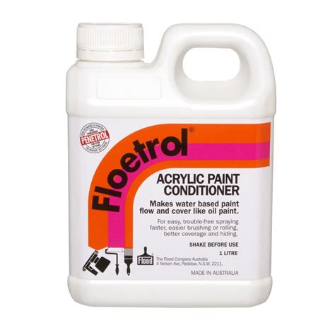 Floetrol Acrylic Paint Conditioner Direct Paint