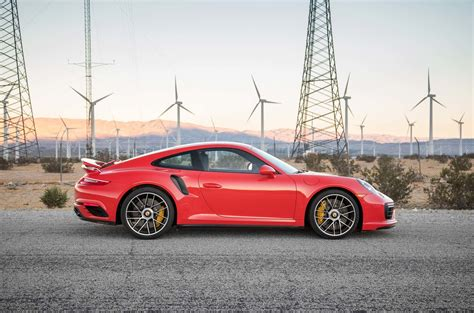 Porsche Turbo S by 2017 Porsche 911 Turbo S Test Review The Weapons