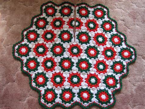 crochet tree skirts free crochet patterns free crochet tree skirt