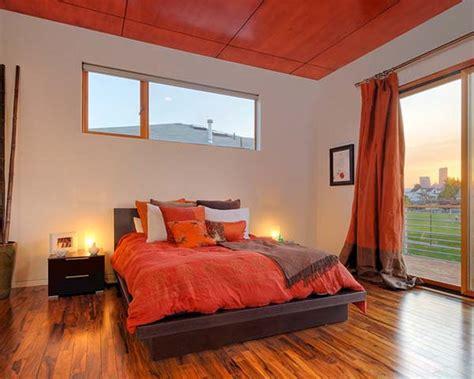 orange and purple decorating ideas orange bedroom decor ideas with orange ceiling and curtain