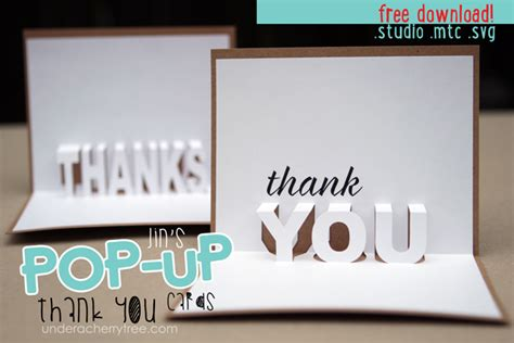 how to make pop up thank you cards a cherry tree free downloads jin s pop up thank