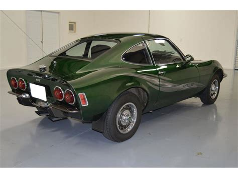 1972 Opel Gt For Sale by 1972 Opel Gt For Sale Classiccars Cc 888803