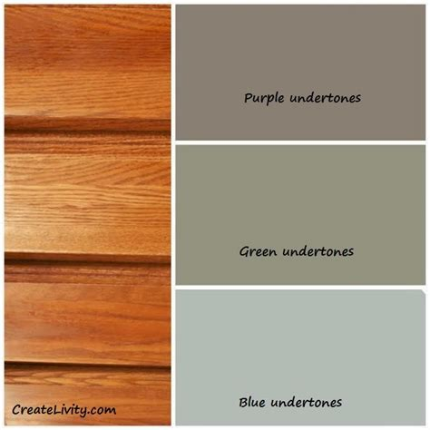 paint colors with wood trim createlivity is 5 ways to make oak work without