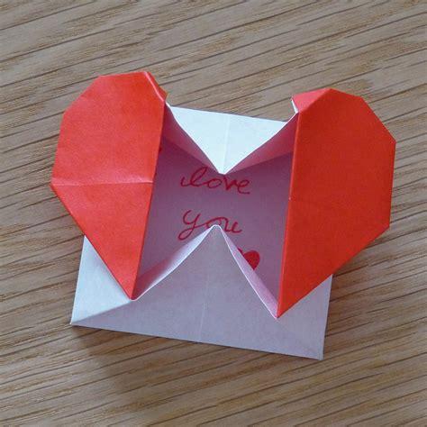 origami hearts origami box hello deborah