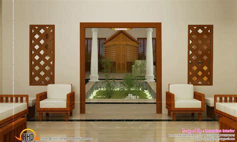 kerala home design courtyard beautiful houses interior in kerala search