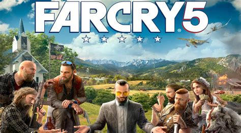 9 must features for far cry 5 far cry 5 trailer taringa
