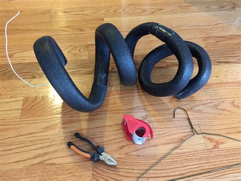 how to make a snake out of 9 foot paper mach 233 snake prop manning makes stuff