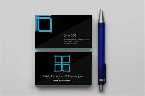 best program to make business cards 10 best modern business cards business card templates 2013