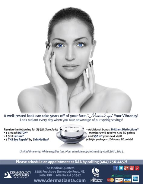 apr 2014 maxim flyer final dermatology associates of