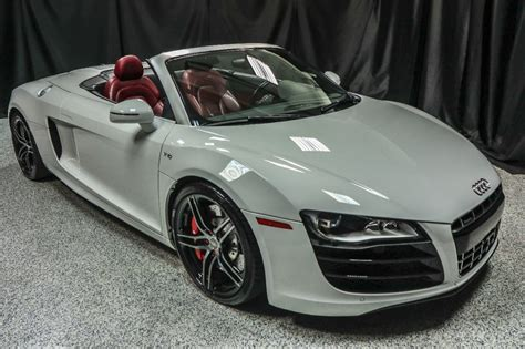 Audi Spider by 2012 Used Audi R8 Spyder 2dr Conv Auto Quattro Spyder 5 2l