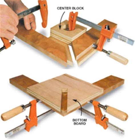 Corner Cls For Better Miters Popular Woodworking Magazine