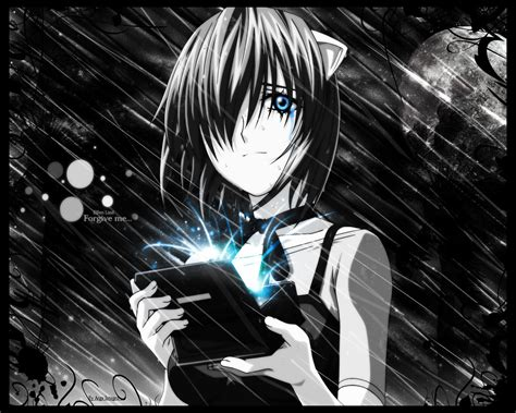 elfen lied elfen lied wallpaper elfen lied wallpaper 9224030 fanpop