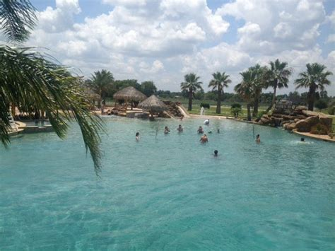 largest backyard pool take a tour of the world s largest backyard pool 6abc