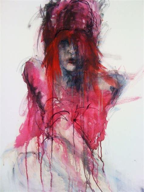 acrylic painting human human form abstract inspiration 11