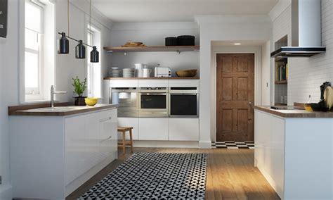 wren kitchen designer sleek and sophisticated high gloss kitchen design wren