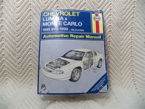 what is the best auto repair manual 1995 mercedes benz s class lane departure warning find chevrolet lumina monte carlo 1995 1998 haynes automotive repair manual motorcycle in