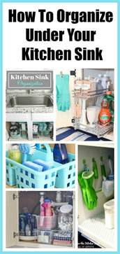 how to organize the kitchen sink how to organize the kitchen sink