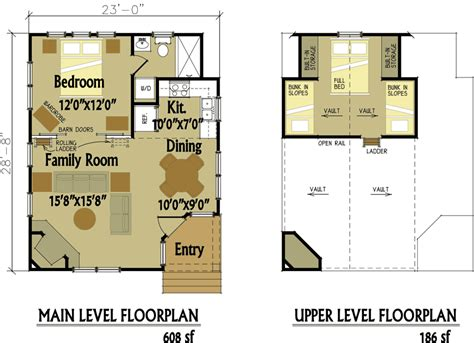 small cabin floor plans with loft small cabin designs with loft small cabin floor plans