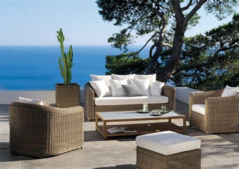 orlando outdoor furniture orlando the exclusive wicker outdoor furniture by manutti