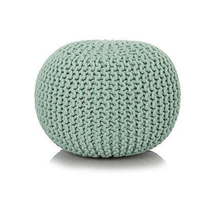 asda knitted pouffe 1000 ideas about knitted pouffe on knitted
