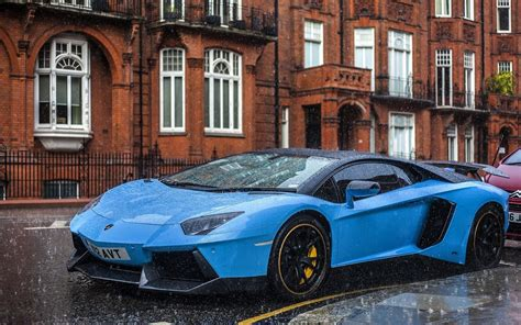 Car Wallpaper Hd Pc Lamborghini For Sale by 16 Best Blue Lamborghini Aventador Hd Wallpapers Sonijem