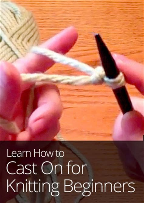 how to cast on knitting beginners how to cast on for knitting beginners curious