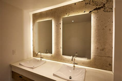 backlit bathroom mirrors 8 reasons why you should a backlit mirror in your