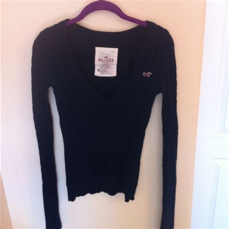 hollister cable knit sweater hollister hollister cable knit sweater from rianne s