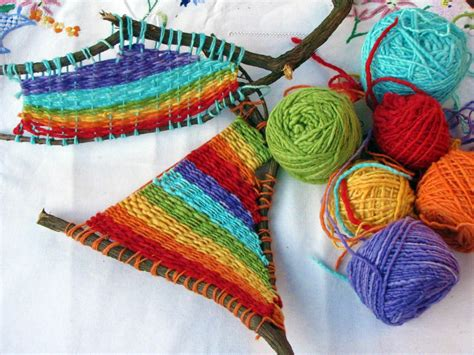 weaving crafts for weaving suburbia