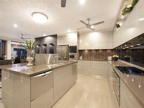 modern open kitchen design modern open plan kitchen design using tiles kitchen
