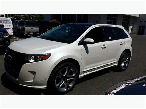 2014 Ford Edge For Sale by 2014 Used Ford Edge Sport For Sale In Parksville