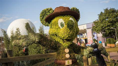 Garden Festival 2017 Epcot Flower And Garden Festival Plans And Info