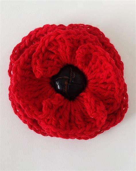 how to knit a poppy flower 17 best ideas about crochet poppy pattern on