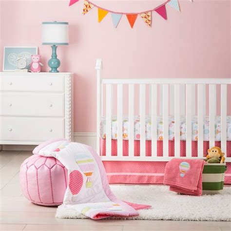 target nursery bedding sets circo 174 4pc crib bedding set baloon ride