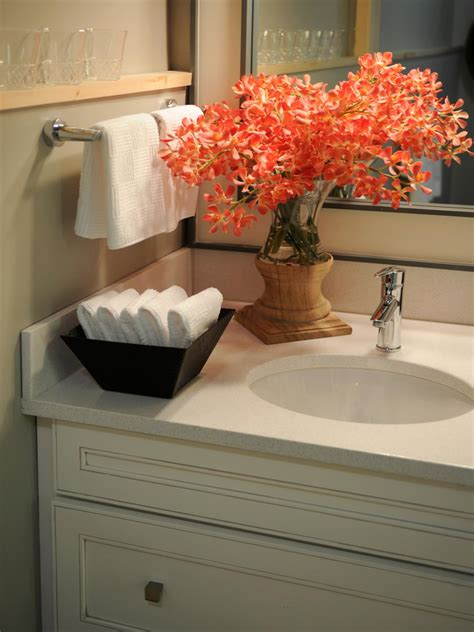 bathroom sink decorating ideas hgtv home 2011 guest bathroom pictures and from hgtv home 2011 hgtv