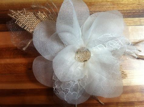 lace crafts projects you to see burlap and lace fascinator by readers500