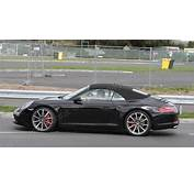 Porsche 991 Secrets Of The New 911 Cabrios Roof By CAR