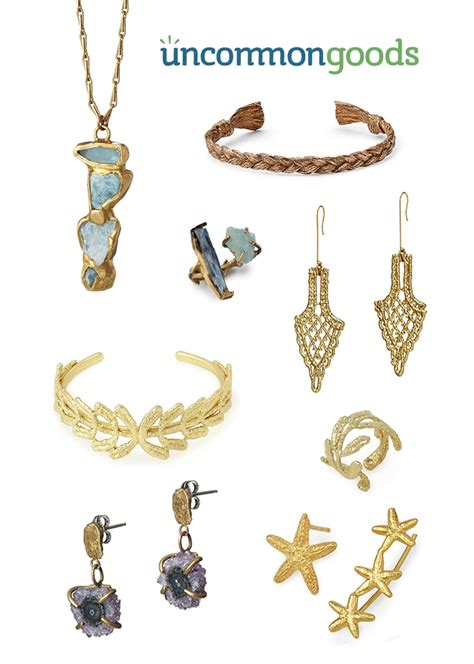 jewelry guide uncommongoods jewelry gift guide for gal pals