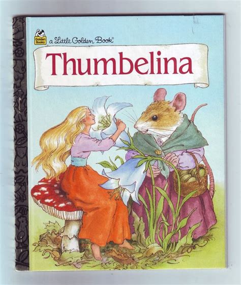 thumbelina picture book 17 best images about thumbelina illustrations on