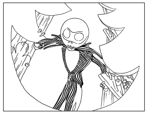 tim burton s the nightmare before coloring book for everybody 8 free tim burton coloring book page printables