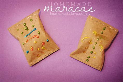 maracas craft for maracas noise makers