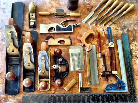 Essential Tools Woodworking Tools