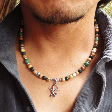 mens beaded necklaces 25 best ideas about mens beaded necklaces on