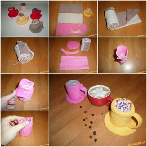 crafts for step by step how to make sew cup pincushion step by step diy tutorial