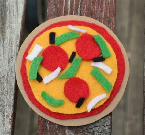 pizza crafts for pizza magnets tmnt craft one artsy