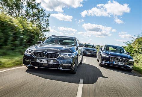 Mercedes Vs Mercedes by Volvo V90 Vs Bmw 5 Series Touring Vs Mercedes E Class