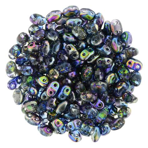 bead catalog miniduo 2 4mm magic blue starman wholesale