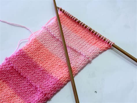 how to knit a scarf step by step how to knit the scarf 10 steps with pictures